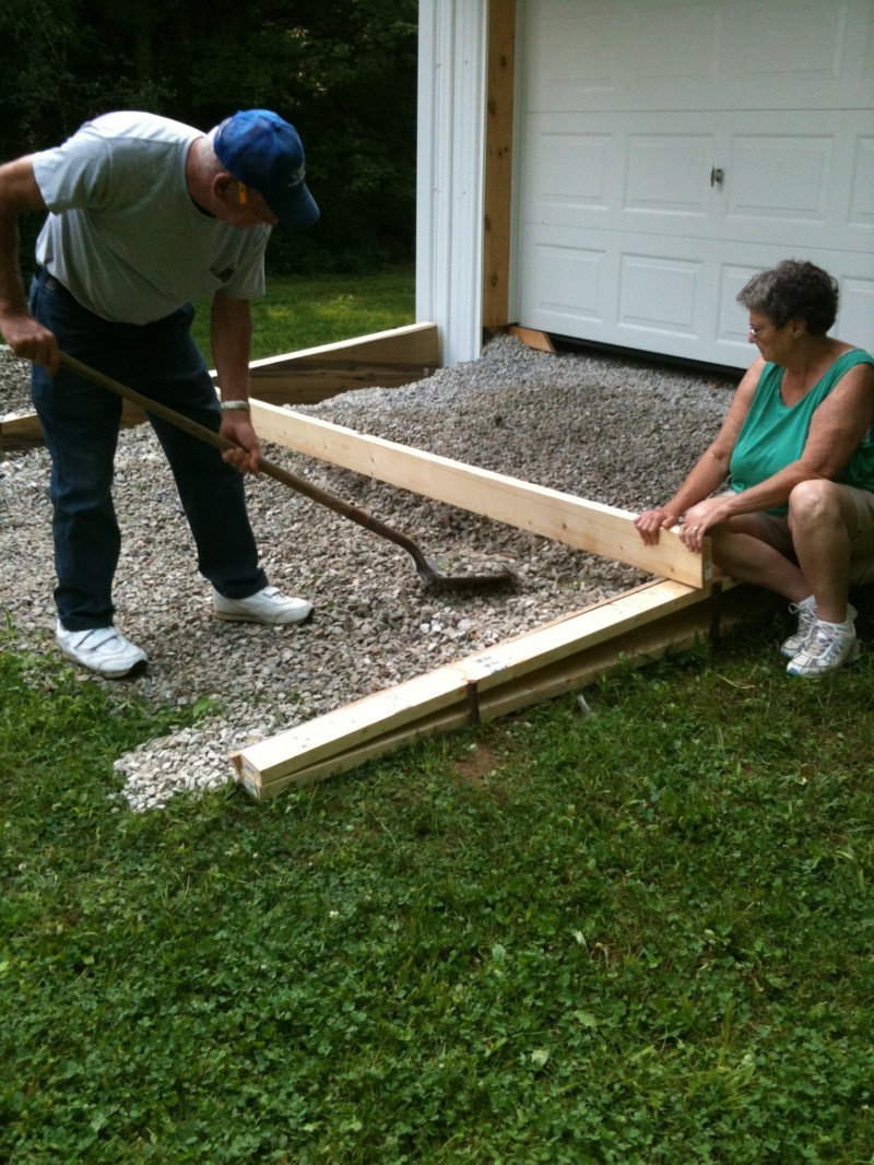 how to build a scateboard ramp
